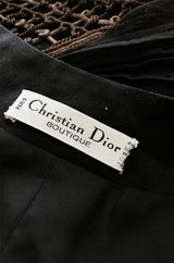Spring 1994 Christian Dior by Gianfranco Ferre Numbered Runway Top or Jacket