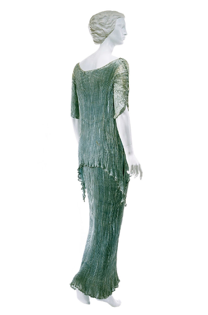 1907-1920 Fortuny Peplos Gown
