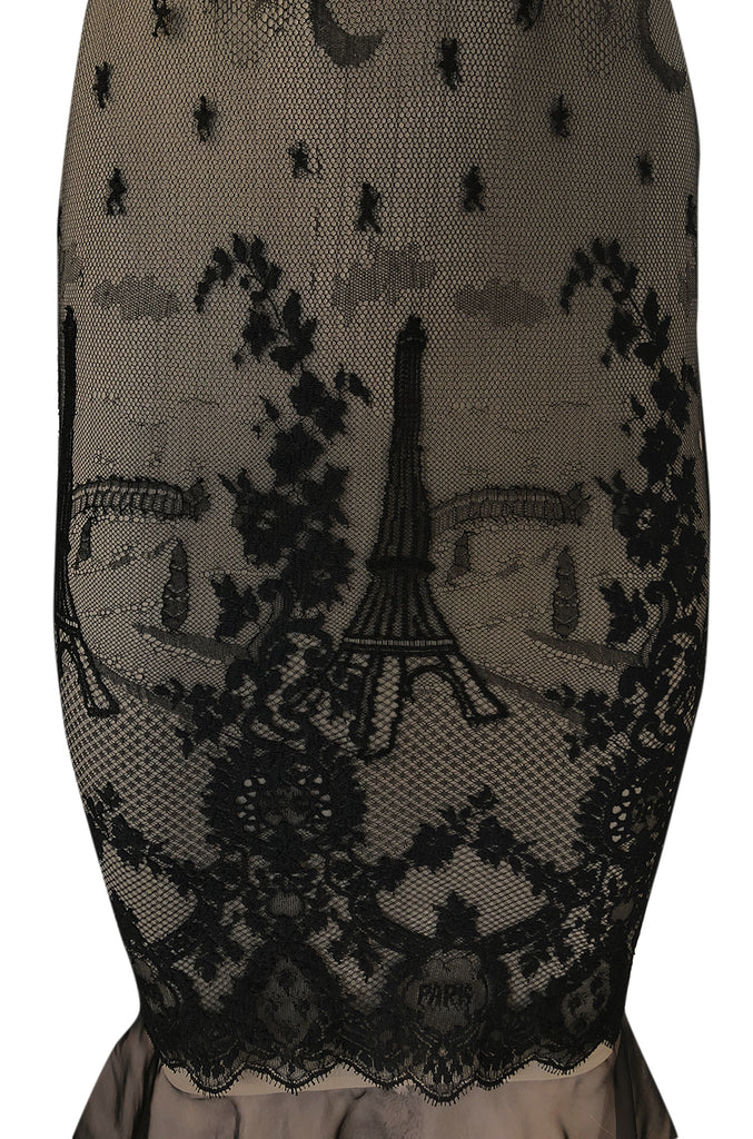 S/S 1995 Jean Paul Gaultier Fin de Siècle Collection Runway Paris Dress