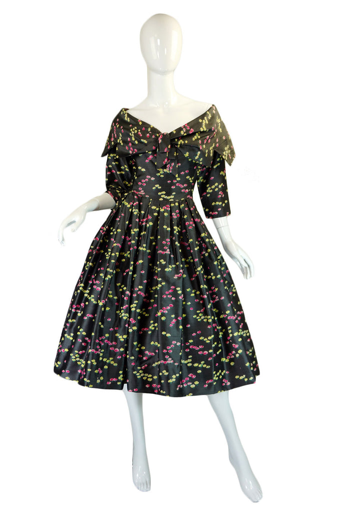 1950s Christian Dior Numbered Dress