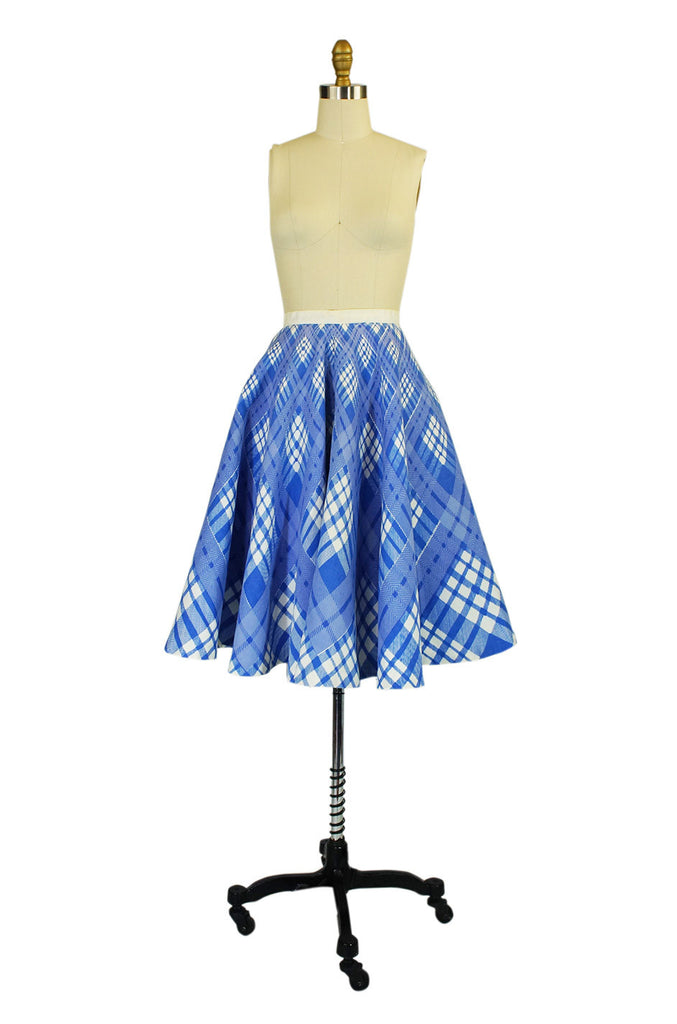 1950s Saks 5th Avenue Skirt
