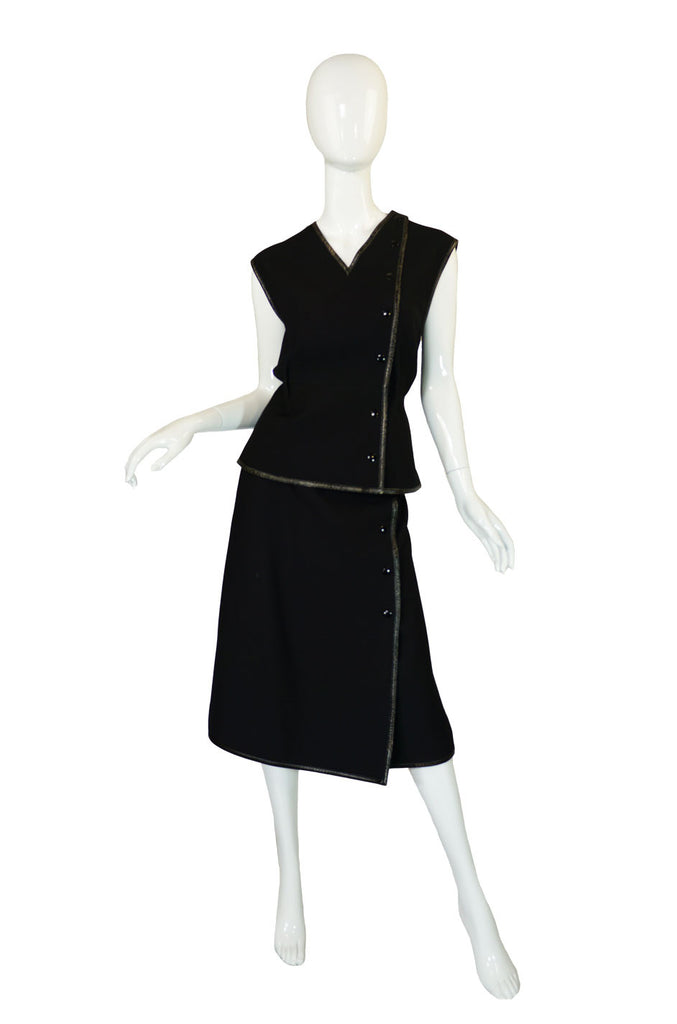1960s Courreges Two Piece Set