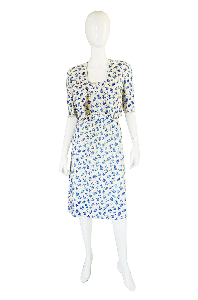 1960s Nina Ricci Dress & Jacket