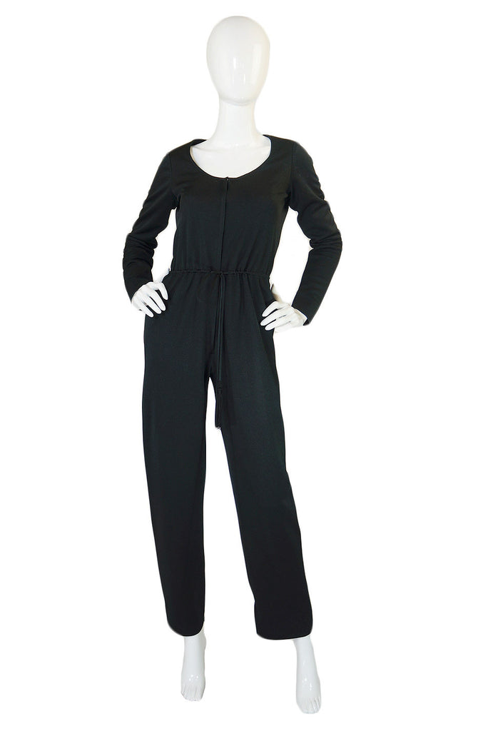 1970s Yves Saint Laurent  Jumpsuit