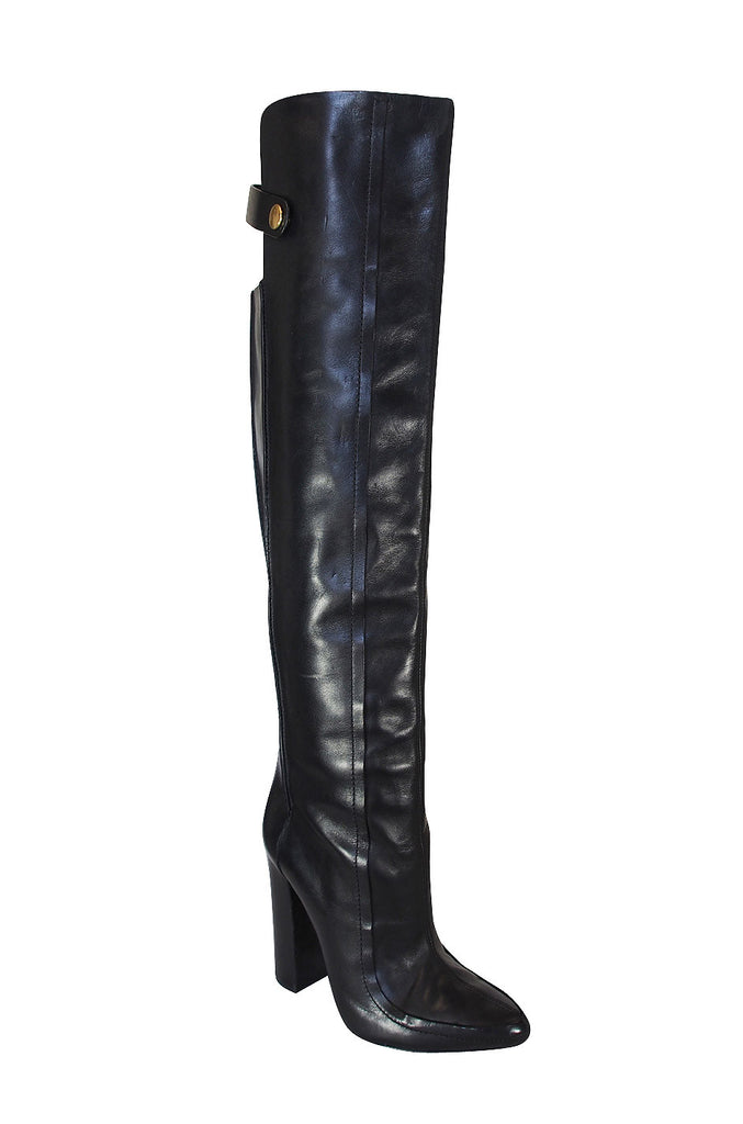 Alexander Wang Thigh High Leanther Boots 38