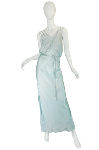 Treasure Piece - 1930s Dolene Undies Bias Cut Lingerie Dress