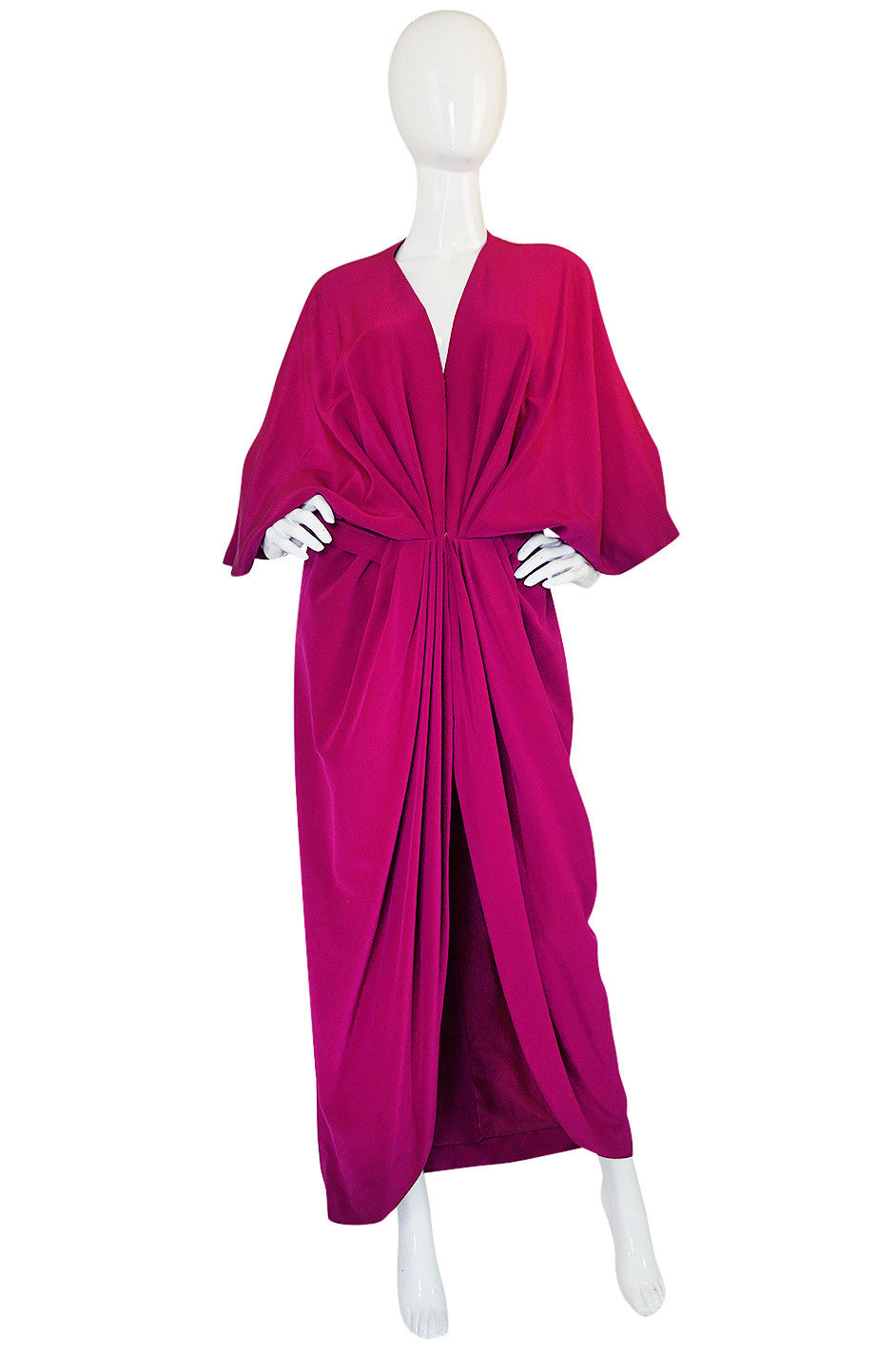 1960s jean patou numbered haute couture draped silk dress for 1960 s haute couture