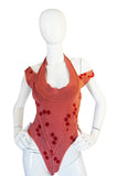 Spring 1991 Collection Azzedine Alaia Dot Body Suit