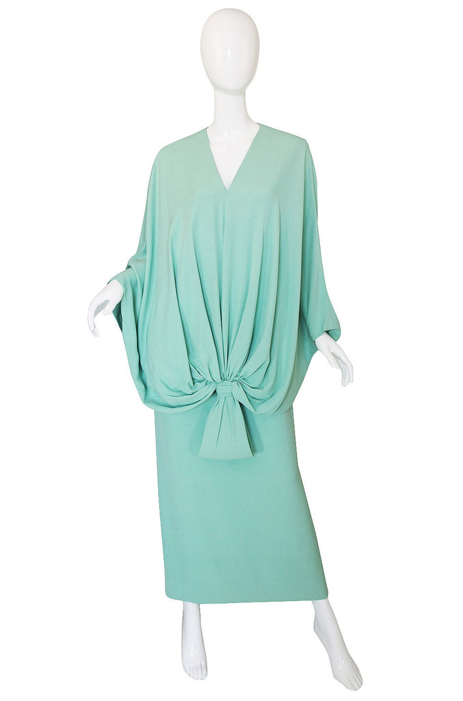 1978 Pierre Cardin Haute Couture Voluminous Dress