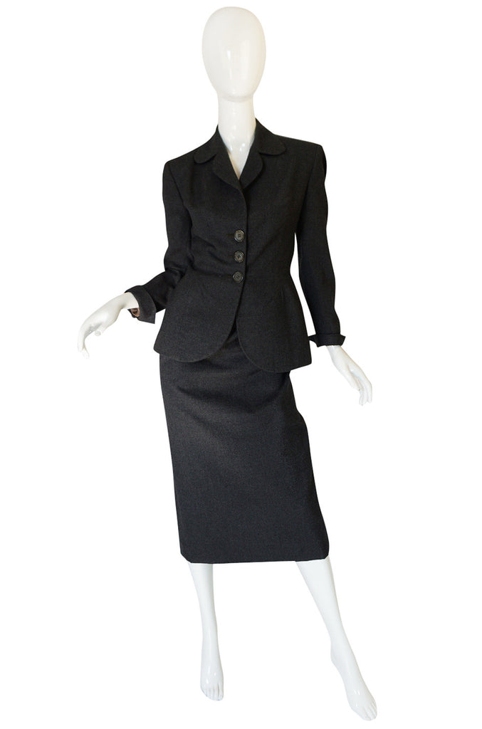 "The 1953 ""How To Marry A Millionaire"" Lauren Bacall Worn Suit"