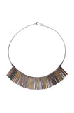 1970s Fringe Anton Michelson Sterling Collar