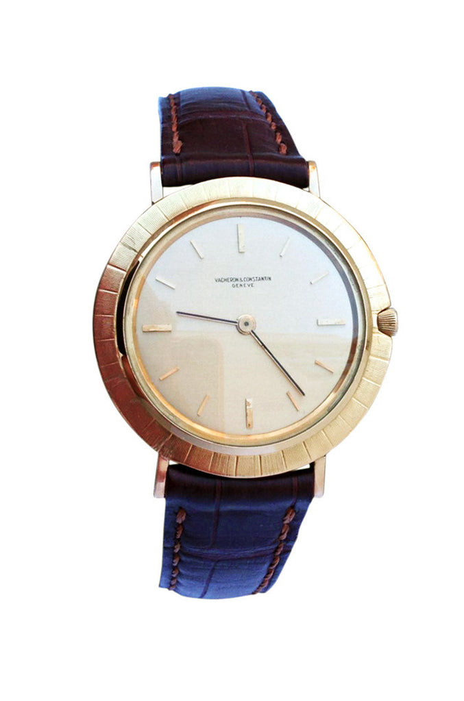 1950s Vacheron & Constantin Yellow Gold Ultra-Thin Wristwatch
