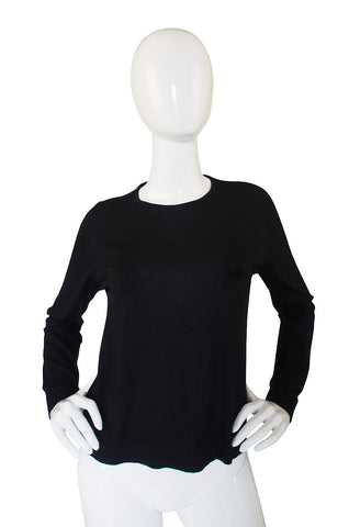 1970s Hermes Cashmere Top