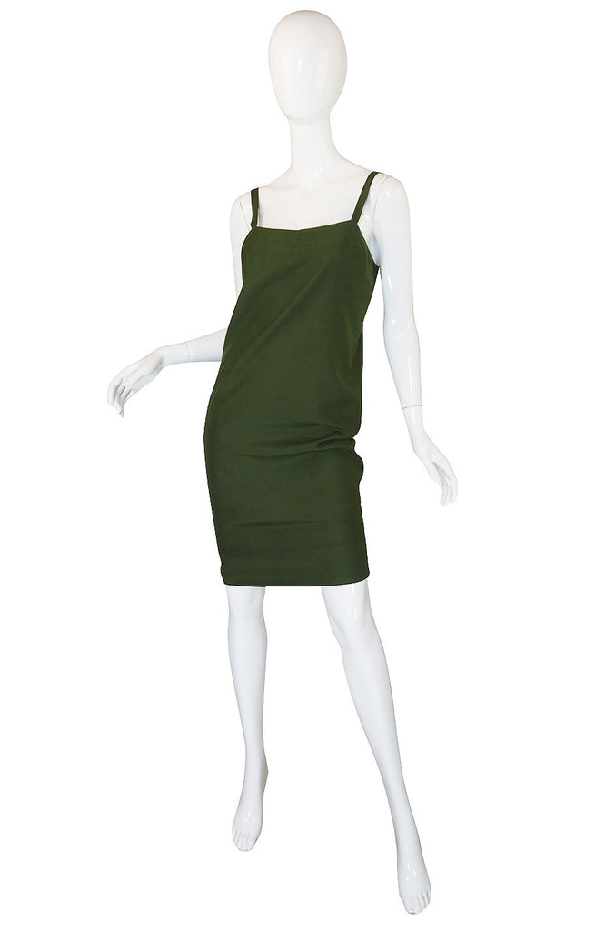 1960s Rudi Gernreich Silk Shift Dress