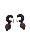 1970s Yves Saint Laurent Ear Clips