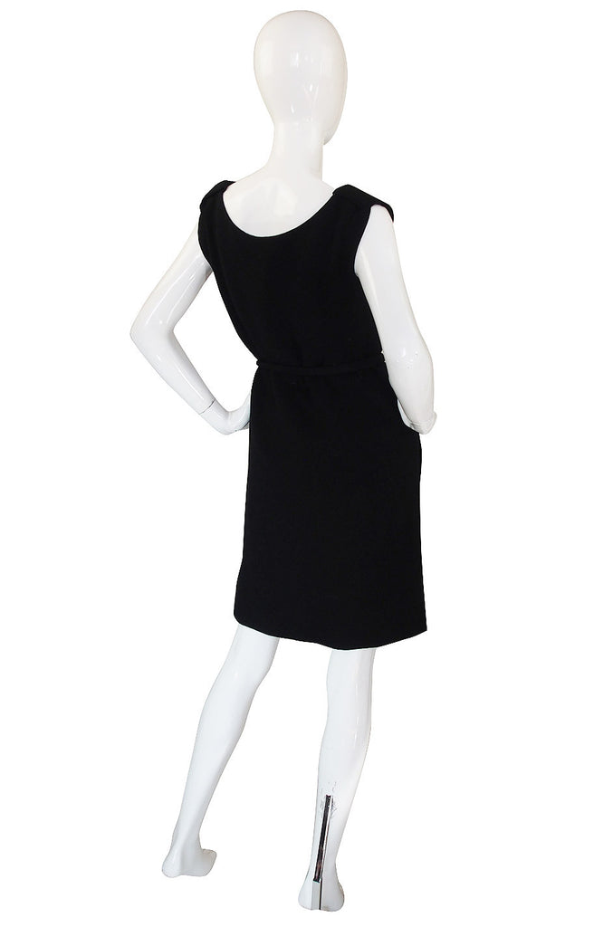 1950s Norman Norell Sheath Dress