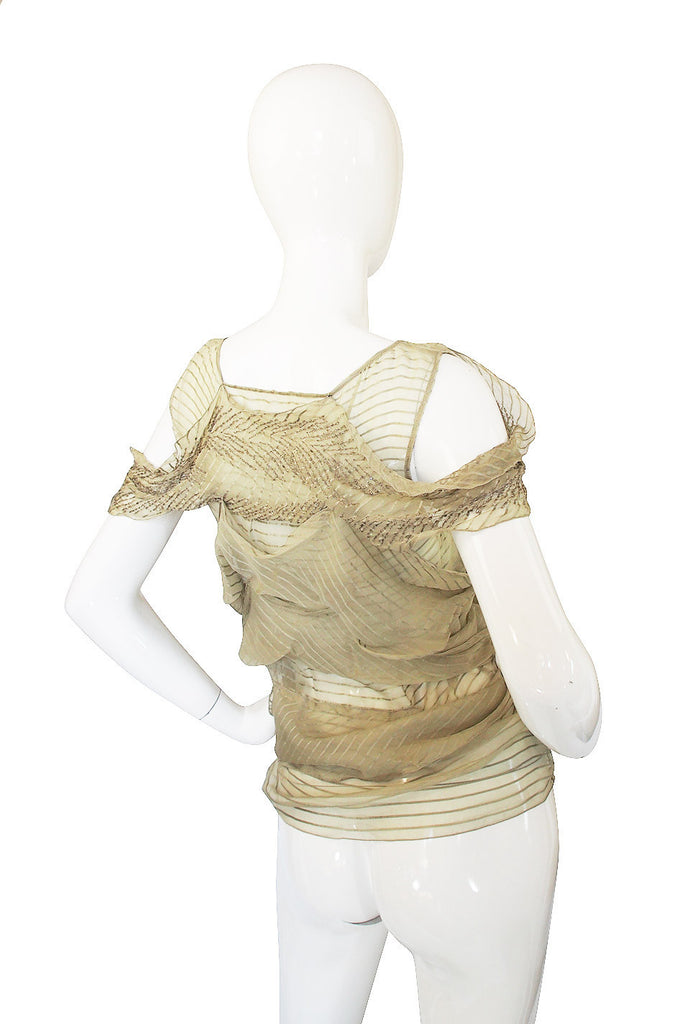 Recent Silk Stella McCartney Silk Top