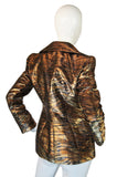 1980s Metallic Christian LaCroix Jacket