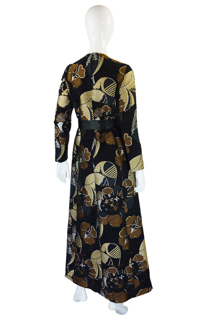 1960s Rare Gustave Tassell Couture