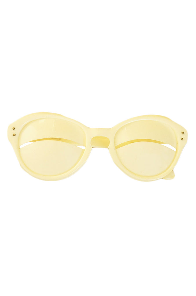 1960s Rare Courreges Eskimo Sunnies