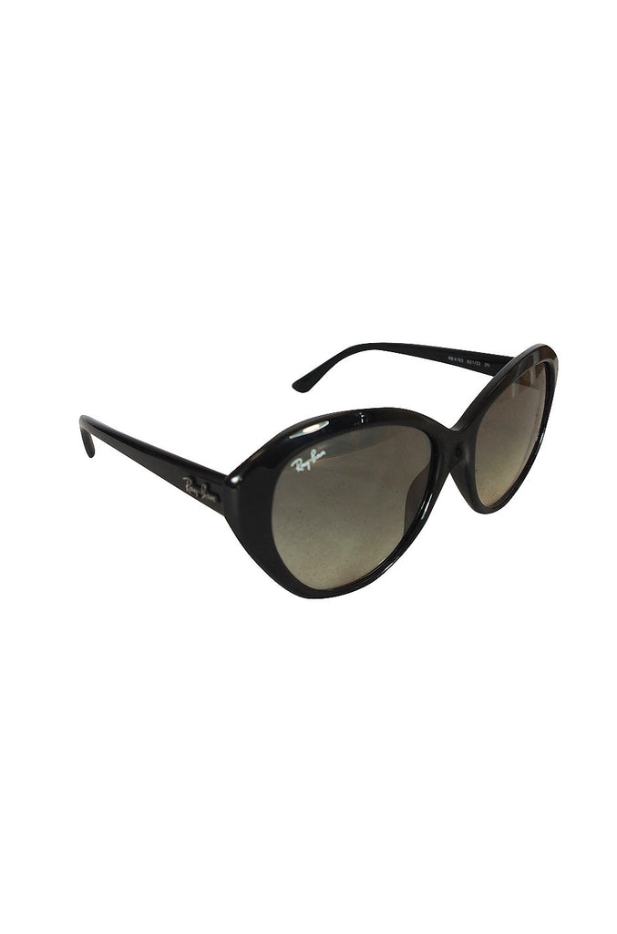 Black Cat Eye RayBan Sunglasses