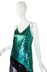 s/s2013 Runway Jonathan Saunders Sequin Dress