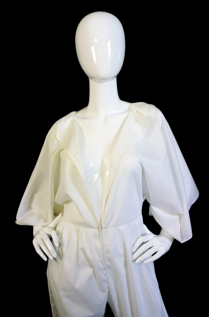 1970s Rare Early Norma Kamali Jumpsuit