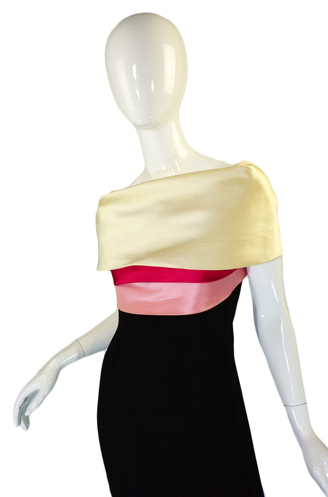 1950s Pattulo-Jo Copeland Wiggle Dress