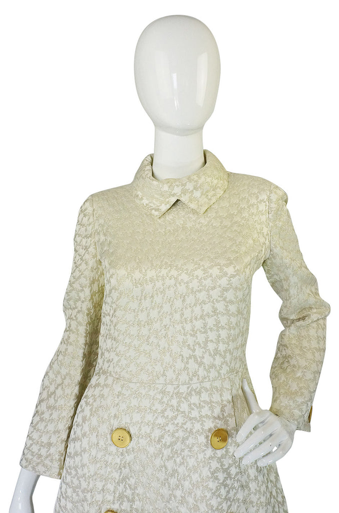 Rare 1960s Madeleine De Rauch Dress