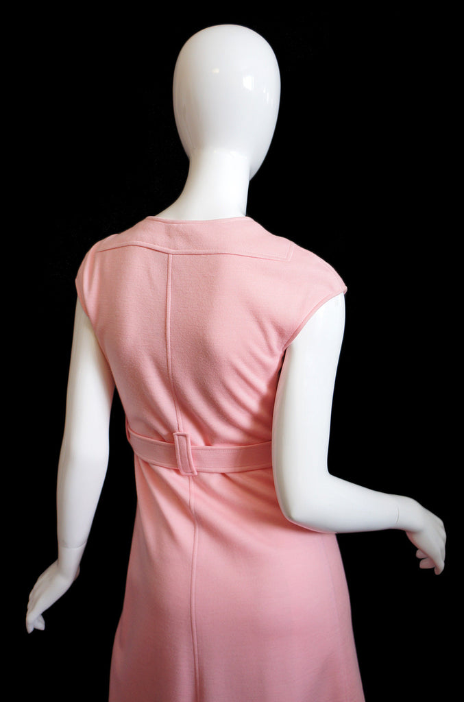 Late 1960s Courreges Hyperbole Mini