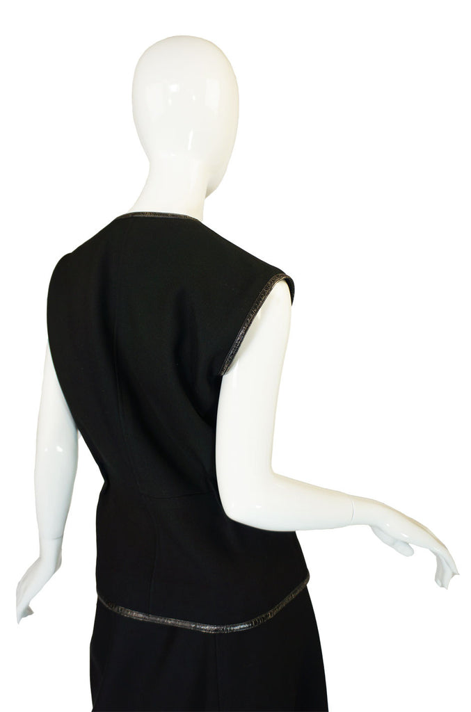 Now On Sale - 1960s Courreges Two Piece Set