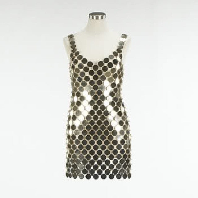 Rare 1996 Paco Rabanne Dress Kit
