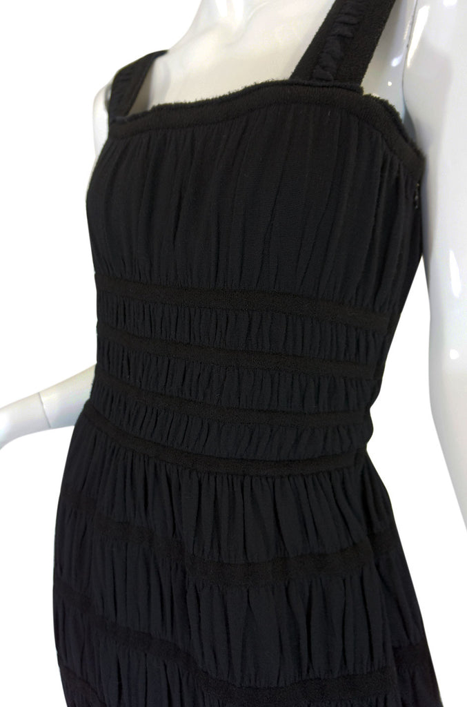 F/W 2009 Alaia Ribbed Knit Dress size 44