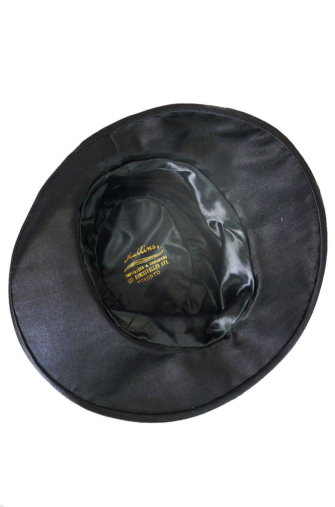 Unworn Deadstock Edwardian Silk Hat