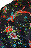1930s Embroidered Silk Asian Jacket