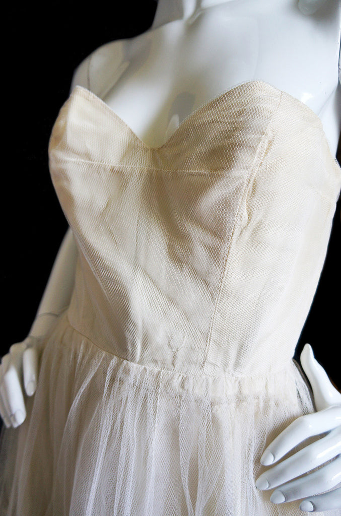 1950s Pierre Balmain Foundation Garment