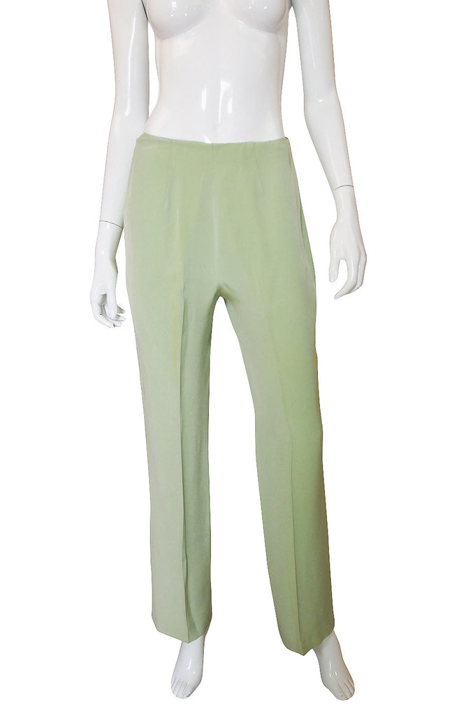 1969 Museum Piece Christian Dior Haute Couture Pant Set