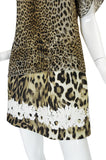 S/S 2011 Runway Giambattista Valli Emboridered Leopard Dress