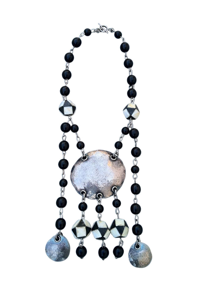 CHRISTIAN LACROIX Haute Couture Necklace 1991