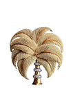 TIFFANY & CO. Diamond Gold Palm Tree Brooch