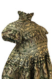 "Fall 2008 Alexander McQueen ""The Girl Who Lived in the Trees"" Dress"