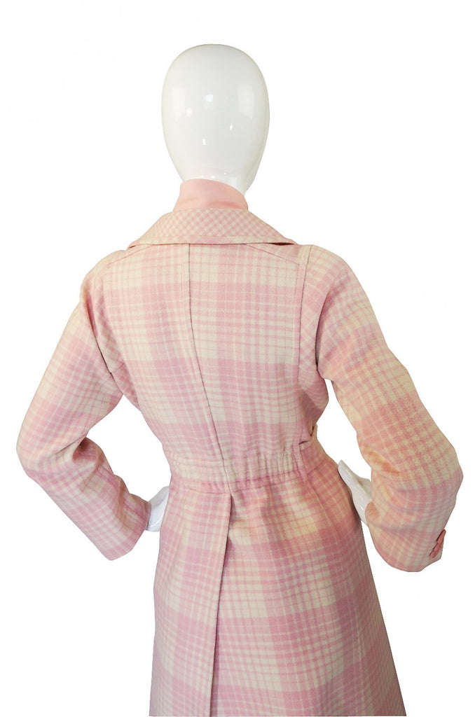 1960s Ungaro Pink Dress & Coat