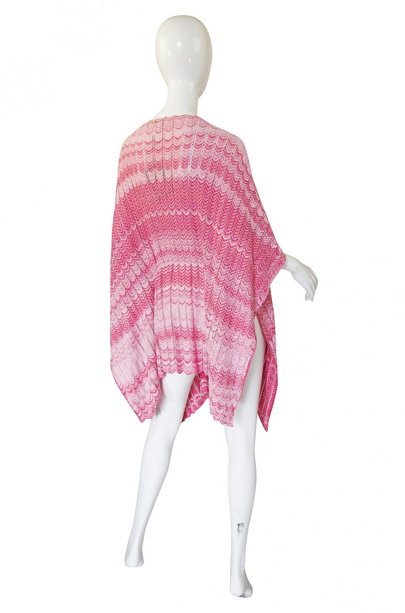 St John Caftan Knit Cover Up