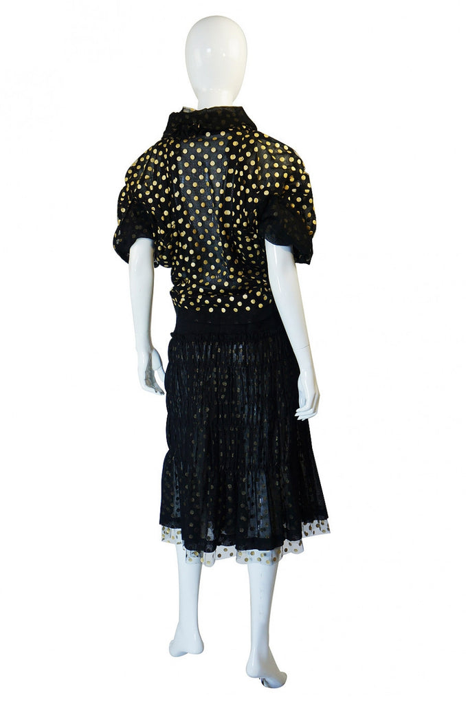Fall 2006 Comme de Garcons Gold Set