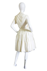 Dated & Numbered c1960 Saks Skirt Set