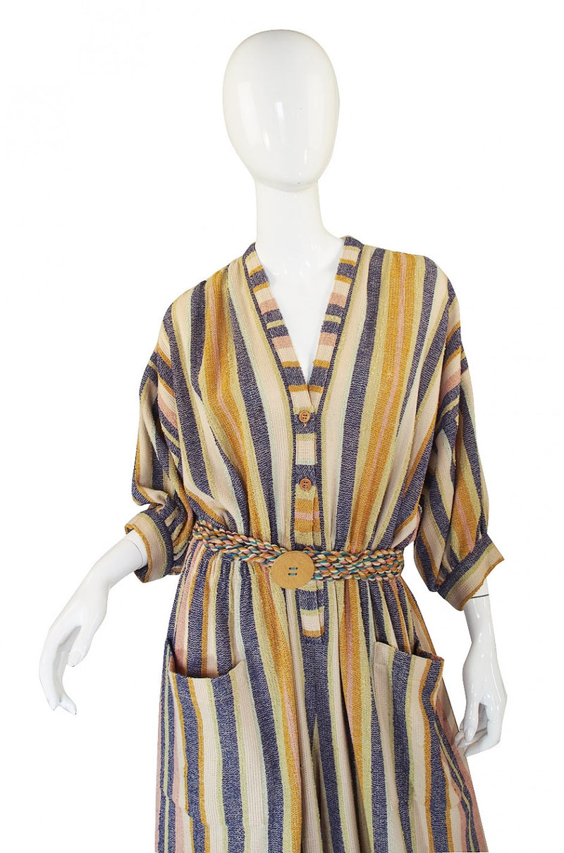 1970s Iconic Knit Missoni Jumpsuit