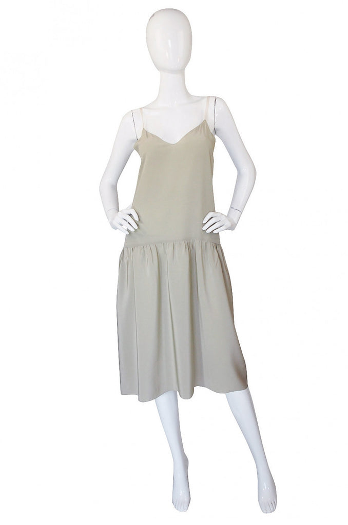 1981 Silk Chiffon Chloe Slip & Dress