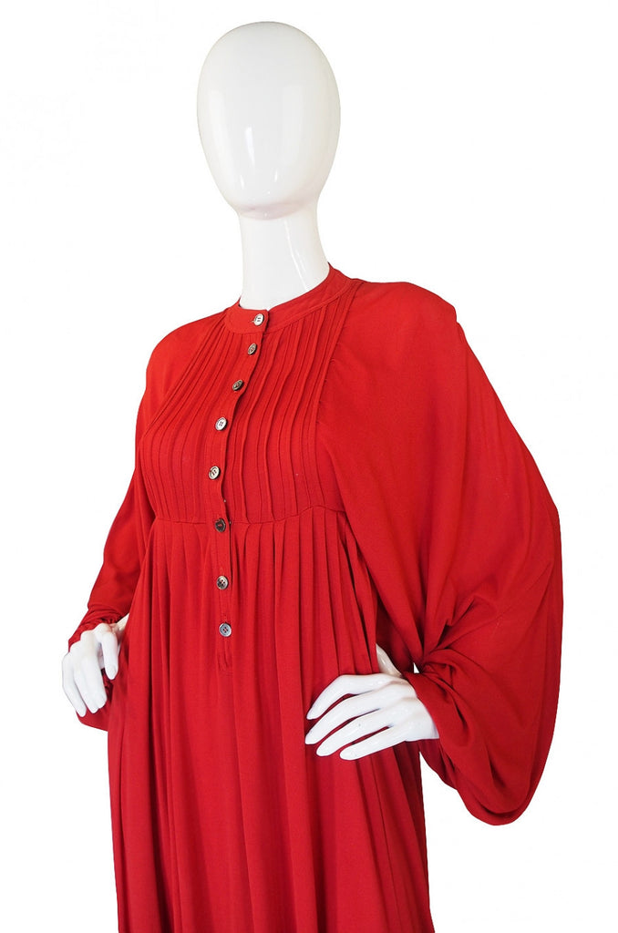 1971 Documented Jean Muir Gown