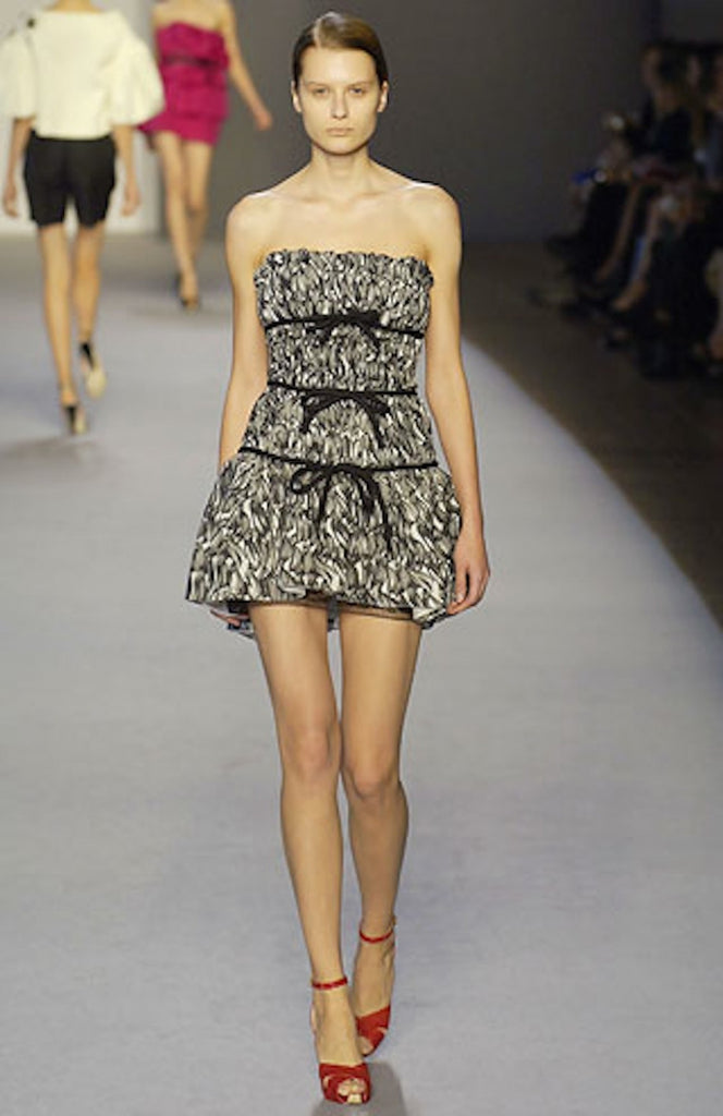 Spring 2007 Giambattista Valli Runway Dress