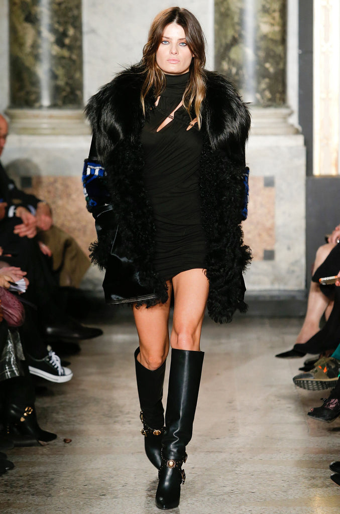 F/W 2014 Peter Dundas for Emilio Pucci Runway Jersey Mini Dress